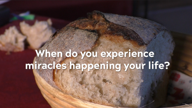 Bread for 5000: Do you have eyes for the miracles in our daily life?