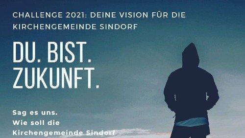 Challenge 2021: Deine Vision für die Kirchengemeinde Sindorf