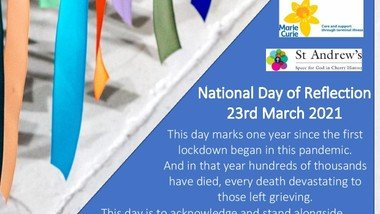 National Day of Reflection 23rd March
