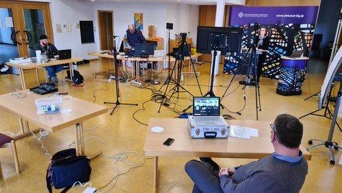 """Dekanatssynode tagt digital: Zukunftsprozess """"ekhn2030"""" und Wiederwahl des Dekans als Themen"""