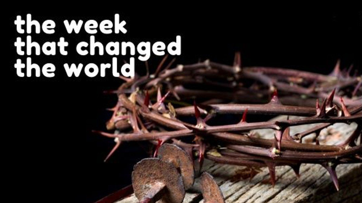 Together for Holy Week 2021