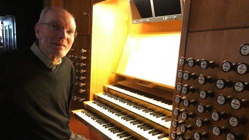 Genhør med organist Jens E. Christensen