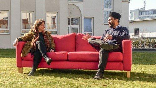 """""""Rotes Sofa"""" in Pankow im Rahmen der Aktionswochen gegen Rassismus"""