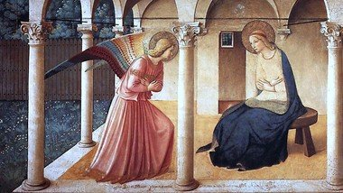 Musikalischer Festgottesdienst zu Mariä Verkündigung