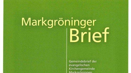 Markgröninger Brief 193 - April 2021