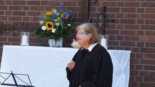 Wir trauern um Pfarrerin Birgit Gerritzmann