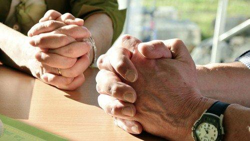 Online-Gebetstreffen