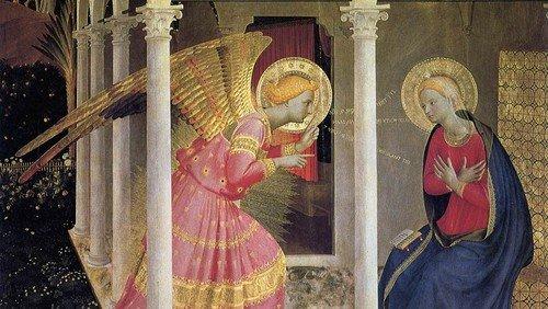 Prædiken Mariæ bebudelsesdag v. Hans-Henrik Ross