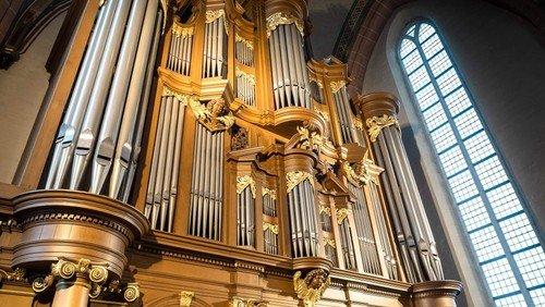 Andreas Meisner läutet Orgelsommer fulminant ein