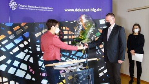 Dekanatssynode: Große Mehrheit für Dekan Andreas Friedrich