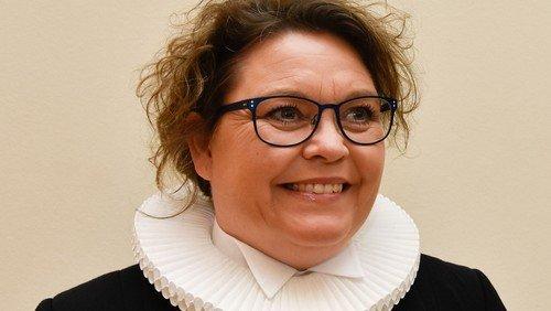 Velkommen til sognepræst Mette Brunshuus