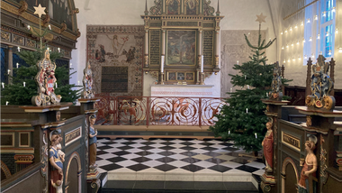 Da julen blev aflyst i Folkekirken