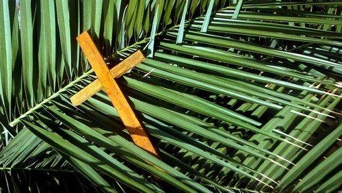 Palm Sunday Service  & Communion - 28 March 2021
