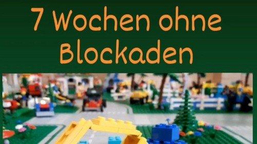 7 Wochen ihne Blockaden- Richtungswechsel