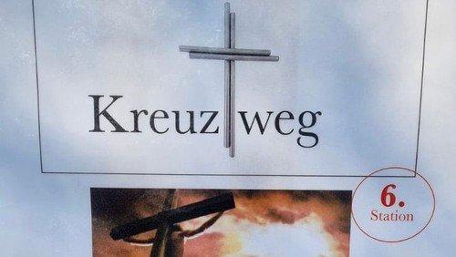Kreuzweg in Overberge