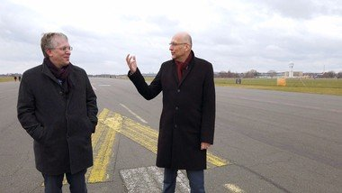 Gedanken zum Karfreitag 2021 - vom Tempelhofer Feld