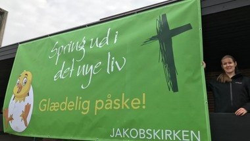 Glædelig påske - en hilsen fra din kirke