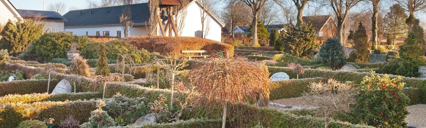 Gravermedhjælper til Fjerritslev og Kollerup Kirker søges