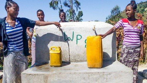 Hoffnung Wasserprojekt - Äthiopien in Zeiten von Unruhen