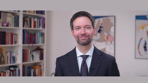 Pfarrer Florian Kunz ist neuer Superintendent der Evangelischen Kirche in Spandau