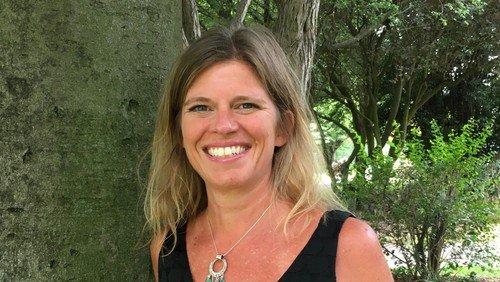 Ingelise Nygaard er blevet fast organist.