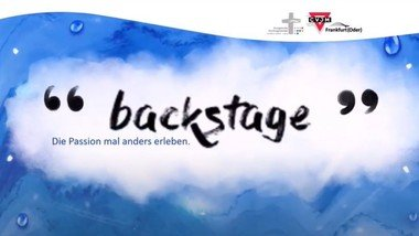 #backstage - Stationen in der Stadt