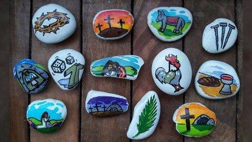 Ostergarten für Familien zum Mitmachen: Auch #DIGITAL