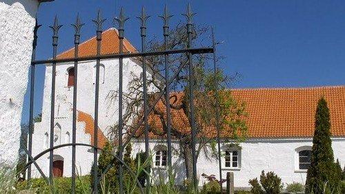 Munkebo kirke er lukket på grund af renovering