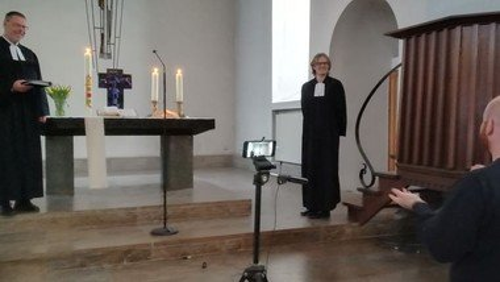 """Evangelische Kirche will """"umsichtig und verantwortungsvoll"""" Ostern feiern"""