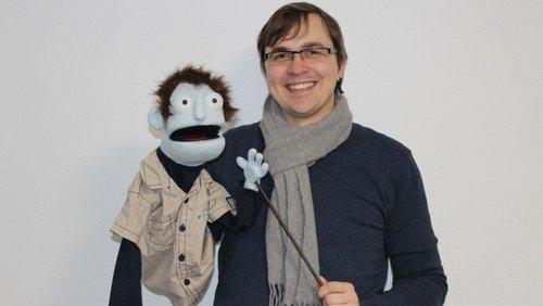 Puppen wie aus der Sesamstraße selber bauen:  Bis 31. März anmelden zum Klappmaulpuppen-Online-Workshop