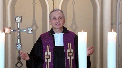 Online-Gottesdienst zum Palmsonntag