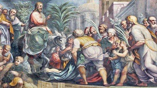 Prædiken Palmesøndag v. Hans-Henrik Ross