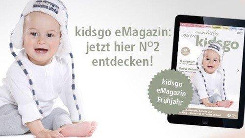 kidsgo-eMagazin für neue Kurse und Angebote