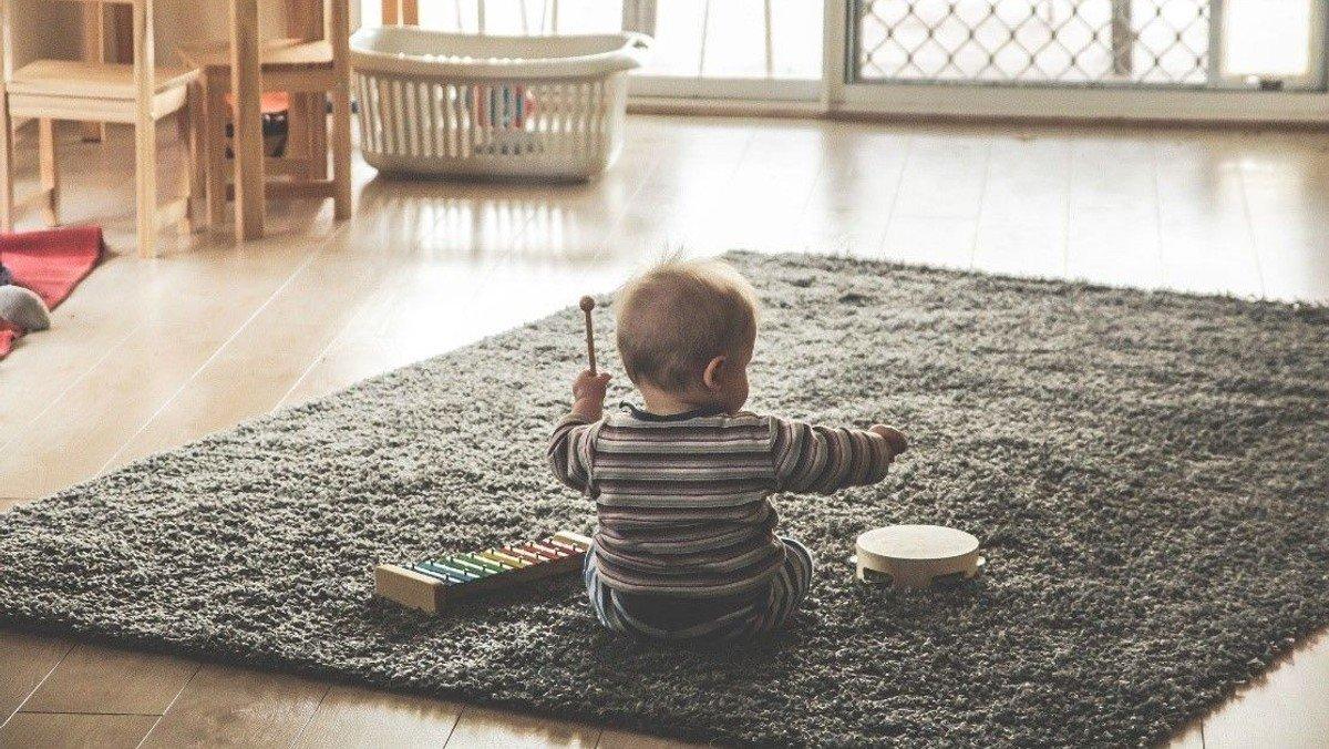 Neuer Musikgarten für Babys und Kleinkinder ab 6 Monaten bis 18 Monaten (Zoom)