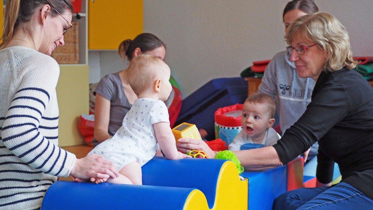 Neuer PEKIP® – Prager Eltern-Kind-Programm (Zoom)-Kurs