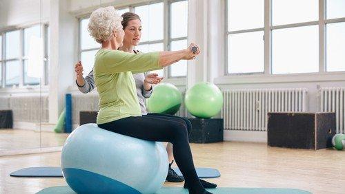 Neuer (Zoom)-Kurs: Gymnastik für Frauen