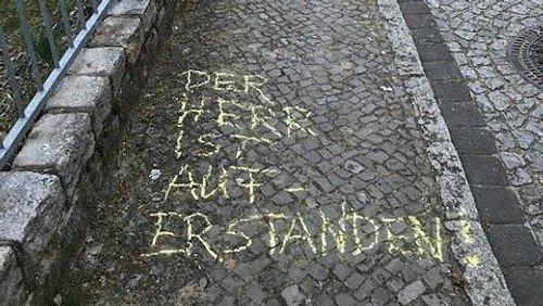 Karwoche und Osterfest in weiterhin herausfordernden Zeiten.