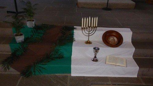 Offene Kirche Wallau - Impuls zum Gründonnerstag