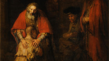 Good Friday Meditations (12.00 noon, 2nd April 2021) will explore the parable of the Prodigal Son