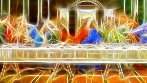 Last Supper Communion - Thursday 1st April 2021