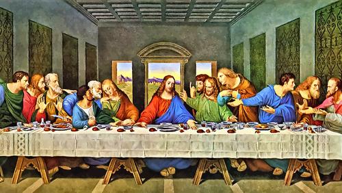 Følg online påskemåltid og gudstjeneste Skærtorsdag