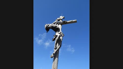 Andacht zur Sterbestunde Jesu, mit Pastorin Sandra Peters-Hilberling und Kantor Jonas Kannenberg, Michael Jöde und Martin Ahlers