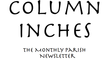 April's Column Inches is here!