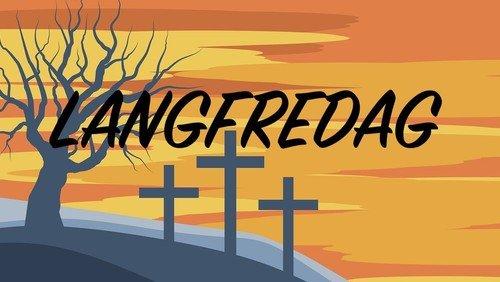 Jesu syv korsord og reflektion af Morten Sternberg - Langfredag