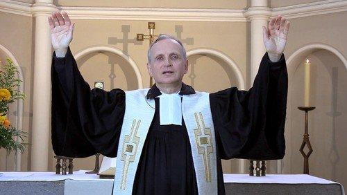 Gottesdienst zu Ostersonntag Königin-Luise-Gedächtniskirche und der Zwölf-Apostel-Kirche