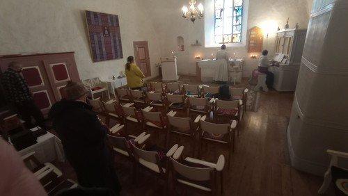 Die Mariengemeinde Vigala wünscht ein gesegnetes Osterfest