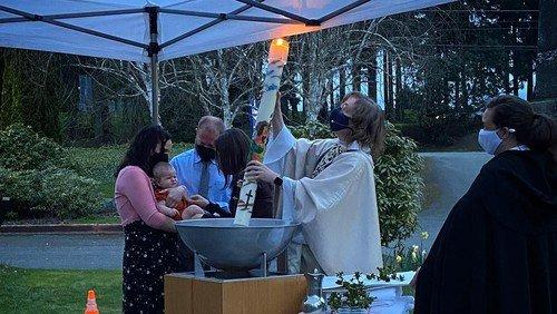 Easter Vigil Sermon: The Beginning