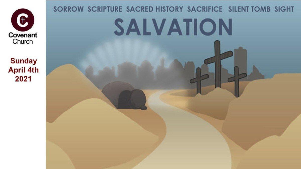 April 4, 2021 Easter Service