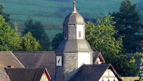 Gottesdienst am 1. Sonntag nach Ostern (Quasimodogeniti) 11.04.2021 aus Wallau-Weifenbach