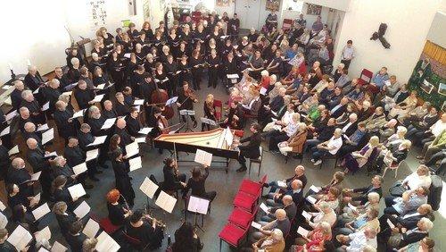 Kantor Christoph Hagemann erhält Geschwister-Mendelssohn-Medaille